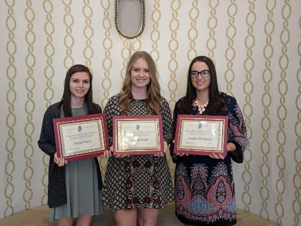 iacte 2018 outstanding future educators