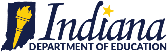 logo for Indiana Dept of Education